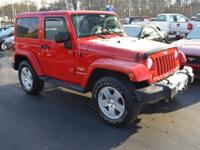 Sahara 4WD 6-Speed Manual 3.8L V6 SMPI Why Buy a Flood