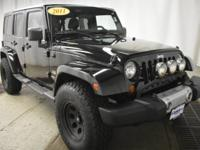 Looking for a clean, well-cared for 2011 Jeep Wrangler