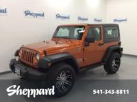 CARFAX 1-Owner, ONLY 41,801 Miles! Sport trim. 4x4,