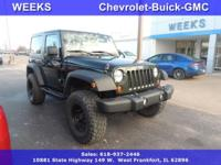 4X4, MP3 Player, .Check out this 2011 Jeep Wrangler .
