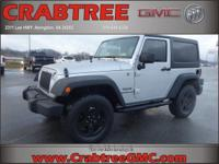 Options:  2011 Jeep Wrangler Sport|4X4 Sport 2Dr