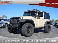 2011 Jeep Wrangler Sport V6, *** CLEAN VEHICLE HISTORY