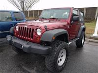2011 Jeep Wrangler CARS HAVE A 150 POINT INSP, OIL