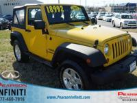 *This Jeep includes:**23S CUSTOMER PREFERRED ORDER