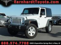 We are excited to offer you this 1-OWNER 2011 JEEP