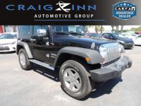 PREMIUM & KEY FEATURES ON THIS 2011 Jeep Wrangler