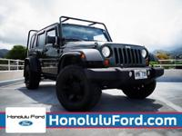 2011 Jeep Wrangler Unlimited Sport 3.8L V6 SMPI Serving