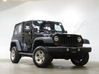 Black Clearcoat 2011 Jeep Wrangler Sport 4WD 6-Speed