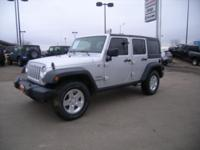 2011 Jeep Wrangler Unlimited 4dr 4x4 Sport Sport Our