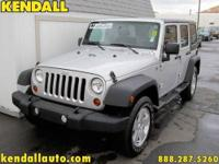 Now is the perfect time to get into this 2011 Jeep