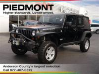 Drivers wanted for this dominant and dynamic 2011 Jeep