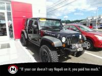 This 2011 Wrangler is for Jeep fans who are longing for