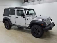 Options:  2011 Jeep Wrangler Unlimited Rubicon|Miles: