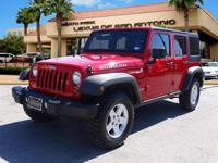 CARFAX 1-Owner, GREAT MILES 49,944! Rubicon trim. NAV,