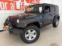 Exterior Color: black clear coat, Body: 4x4 Rubicon 4dr