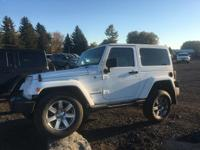 Options:  2011 Jeep Wrangler Unlimited Sahara