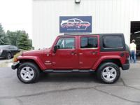 America s definitive off-roader our 2011 Jeep Wrangler