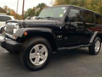 Get excited about the 2011 Jeep Wrangler Unlimited!