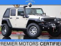 Options:  2011 Jeep Wrangler Unlimited