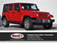 Cheap Jeep! This 2011 Jeep Wrangler Unlimited Sahara is