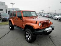 4 WHEEL DRIVE * ONE OWNER * LOCAL TRADE IN * HARDTOP *
