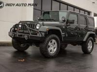 Options:  2011 Jeep Wrangler Unlimited Sahara|2011 Jeep