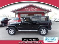 Options:  2011 Jeep Wrangler Take A Good Look At
