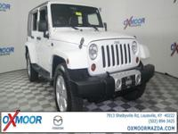 New Price! 2011 Jeep Wrangler Unlimited Sahara Wrangler