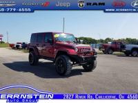 2011 Jeep Wrangler Unlimited Sahara This Jeep Wrangler