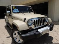 2011 Jeep Wrangler Unlimited Sahara SUV Vehicle
