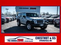 Extremely Nice 2011 Jeep Wrangler Unlimited Sport 4x4