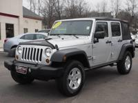 * 2011 ** Jeep ** Wrangler ** Unlimited Sport **