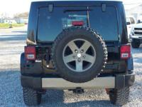 Options:  2011 Jeep Wrangler Unlimited Sport|Take A