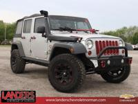 Custom Jeep!. Wrangler Unlimited Sport, 4D Sport