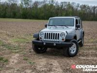 Recent Arrival! Clean CARFAX. This 2011 Jeep Wrangler