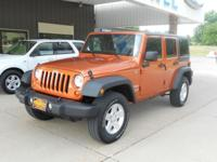 Options Included: N/A2011 Jeep Wrangler Sport, 4x4,