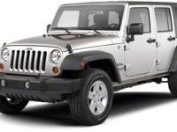 NEW ARRIVAL! THIS 2011 JEEP WRANGLER UNLIMITED SPORT
