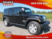 Exterior Color: black, Body: 4x4 Sport 4dr SUV, Engine: