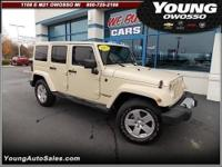 2011 Jeep Wrangler Unlimited Sport Utility Sahara Our