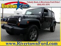 2011 Jeep Wrangler Unlimited SUV 4WD 4dr Rubicon Our