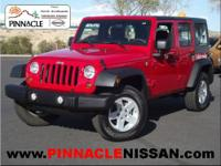 Wrangler Unlimited Sport, 4D Sport Utility, 4-Speed