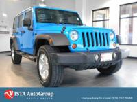 2011 JEEP WRANGLER UP Unlimited Sport 4WD Unlimited