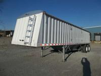 2011 Jet Trailers 34ft Steel Grain Trailer 34ft Steel
