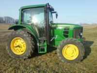 2011 John Deere 6230 Premium 4x4 Tractor with Cab,