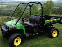 Excellent condition preowned 2011 John Deere XUV 825i