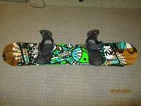 Hey guys, I have a 2011 K2 Fastplant size 151 snowboard