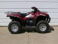 2011 Kawasaki Brute Force 750I 4x4 is not even close to