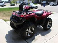 Selling my 2011 Brute Force 750 with Special Edition