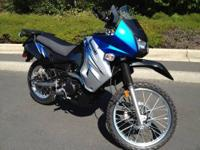 I am selling my 2011 KLR 650 that I bought brand new