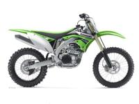 2011 Kawasaki KX450F What a steal! clearance blow out!